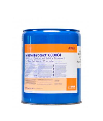 RAFA BUILDINGS | Masterprotect 8000 Ci - Basf